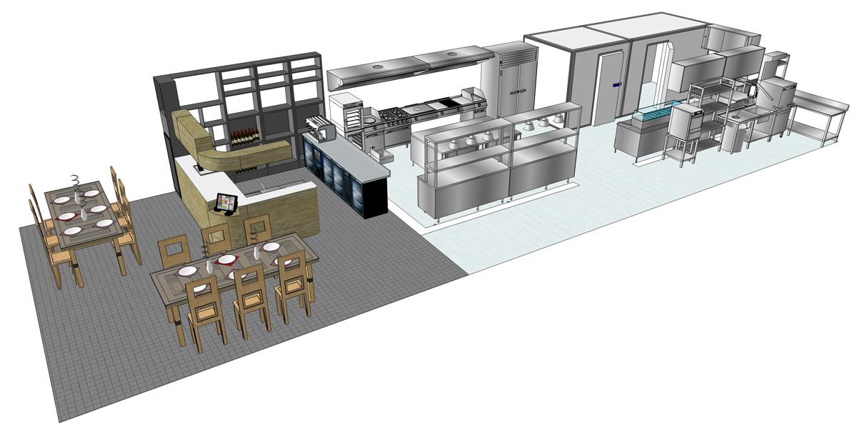 Equipements Cuisine Professionnelle Sur La Rochelle Energy Master